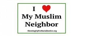 i love muslim neighbors